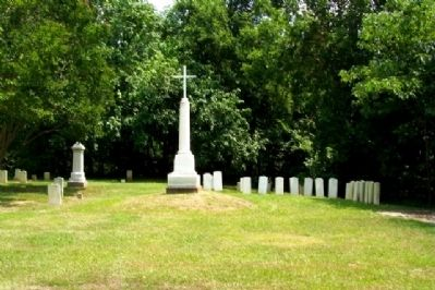 Confederate War Memorial image. Click for full size.