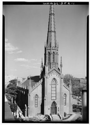 First Presbyterian Church West Front image. Click for full size.