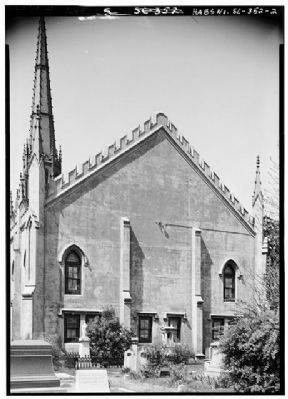 First Presbyterian Church East rear image. Click for full size.