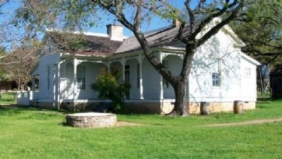 L. B. J. Boyhood Home image. Click for full size.