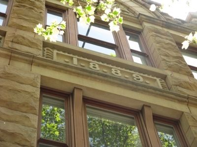 Architectural Detail on Building image. Click for full size.
