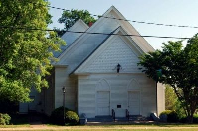 Pelzer Presbyterian Church image. Click for full size.