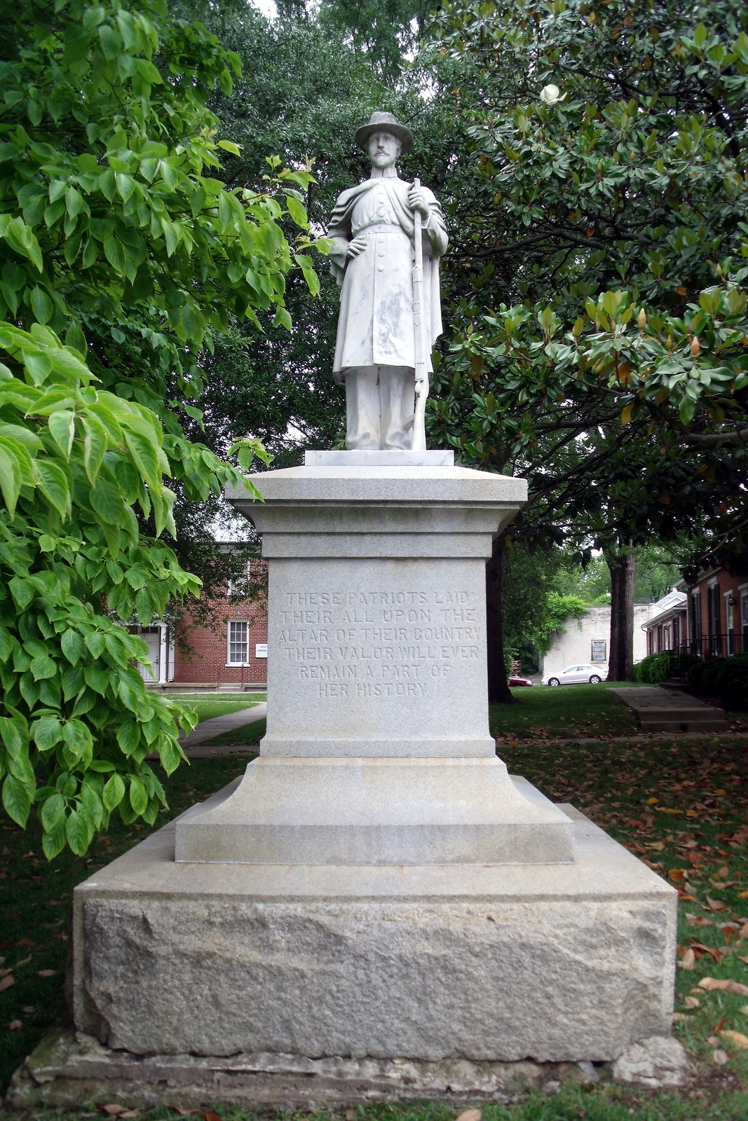 Halifax County Confederate Monument