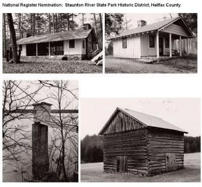 Staunton River State Park Historic District image. Click for full size.