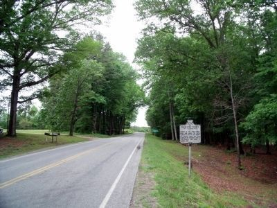Jeb Stuart Highway (facing west) image. Click for full size.