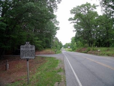 Jeb Stuart Highway (facing east) image. Click for full size.