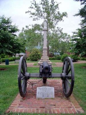 Memorial Cannon image. Click for full size.