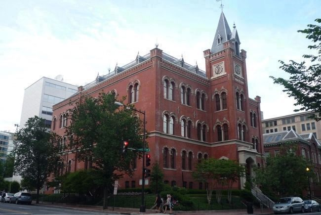 Charles Sumner School Museum and Archives image. Click for full size.