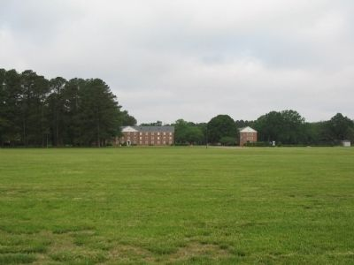 North Carolina Wesleyan College Campus image. Click for full size.