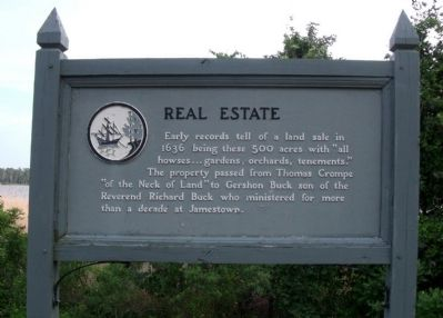 Real Estate Marker image. Click for full size.