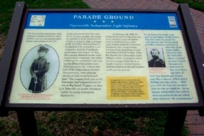 FILI Parade Ground Marker image. Click for full size.