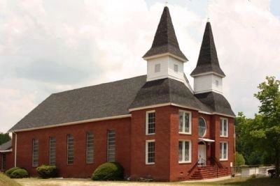 Storm Branch Baptist Church image. Click for full size.