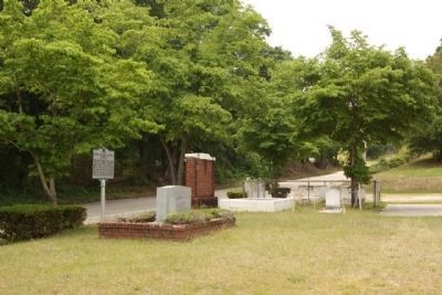 Storm Branch Baptist Church Marker image. Click for full size.