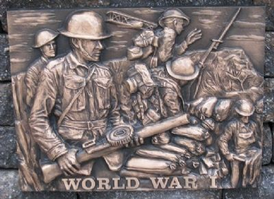 World War I Relief image. Click for full size.