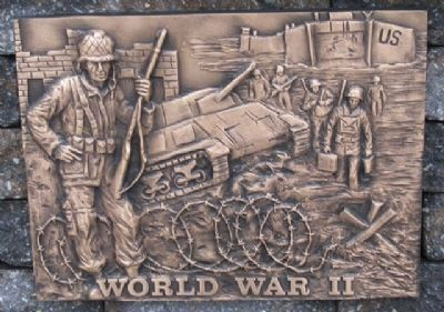 World War II Relief image. Click for full size.