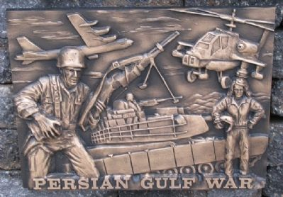 Persian Gulf War Relief image. Click for full size.