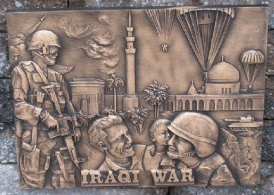 Iraqi War Relief image. Click for full size.