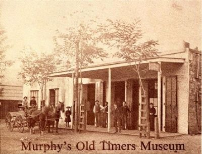 Old timers museum history picture image. Click for full size.