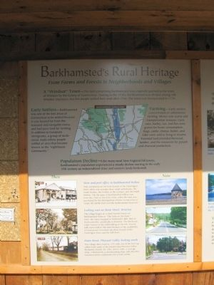 Barkhamsted's Rural Heritage image. Click for full size.