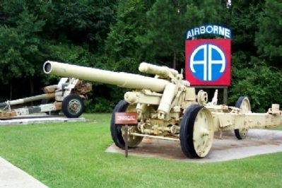 15cm Medium Field Howitzer, M18 Marker image. Click for full size.
