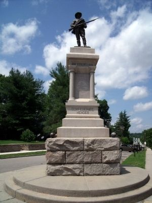 Farmville Confederate Veterans Monument image. Click for full size.