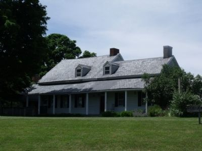 Coursen Farmhouse image. Click for full size.