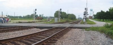 Burkeville Junction (facing east) image. Click for full size.