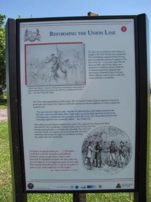 Reforming the Union Line Marker image. Click for full size.