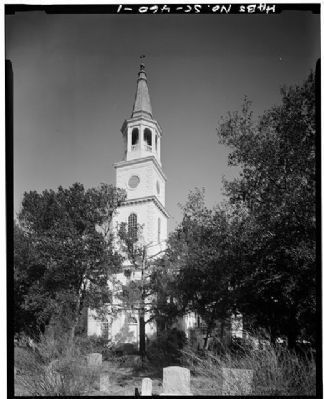 St. Helena's Church West ( front )view image. Click for full size.