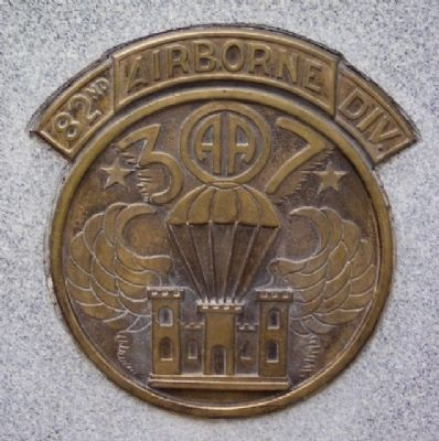 307th Airborne Engineer Battalion Emblem image. Click for full size.
