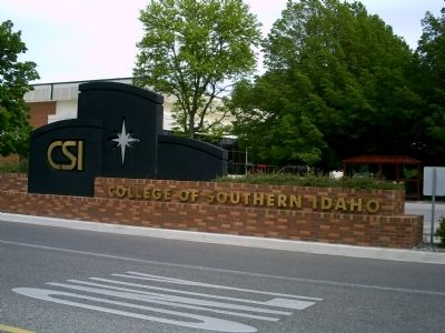 The College of Southern Idaho in Twin Falls image. Click for full size.