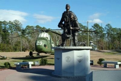 New River Aviation Memorial image. Click for full size.