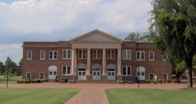 D. Rich Memorial Building at Campbell University image. Click for full size.
