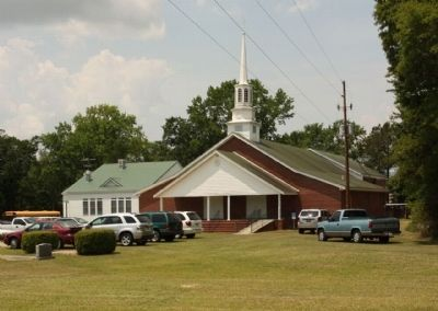 Silver Bluff Baptist Church image. Click for full size.