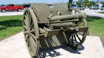 M-1905 Field Gun image. Click for full size.
