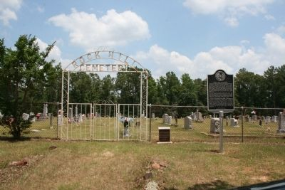 Rock Hill Cemetery image. Click for full size.