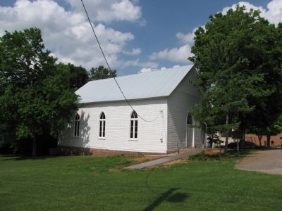New Market Presbyterian Church image. Click for full size.