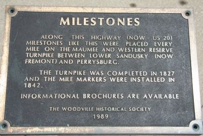 Milestones Marker image. Click for full size.
