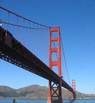 The Golden Gate Bridge image. Click for full size.