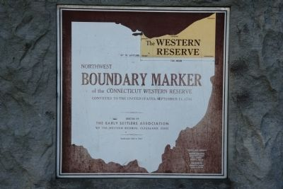 Boundary Marker Marker image. Click for full size.