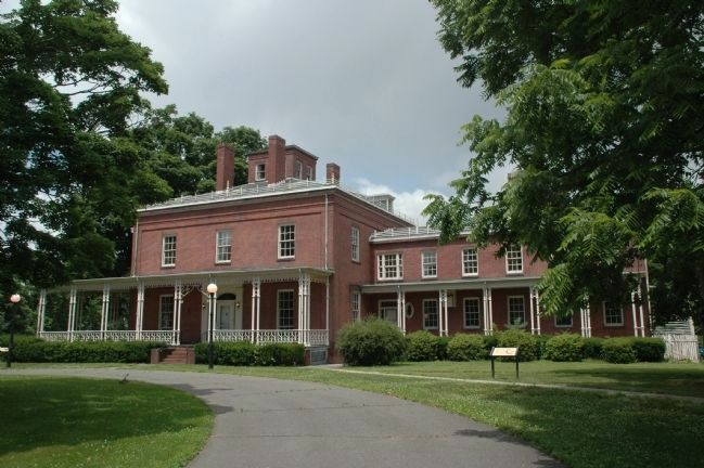 Commanding Officer's House, Springfield Armory National Historic Site image. Click for full size.