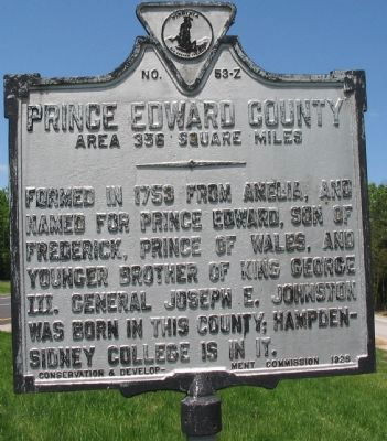 Prince Edward County Side image. Click for full size.