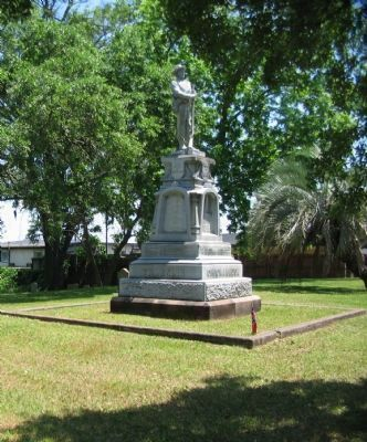 Company A, 10th SC Regiment Memorial image. Click for full size.