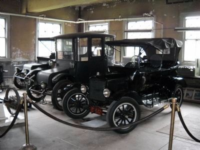 Some of Edison's Cars image. Click for full size.