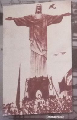 Christ the Redeemer Statue Marker image. Click for full size.