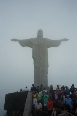 Christ the Redeemer Statue - picture of the day image. Click for full size.