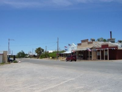 Tennessee Avenue, Chloride, AZ image. Click for full size.