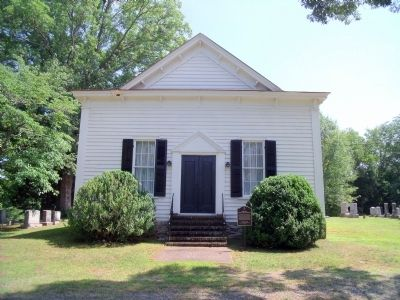Boydton Presbyterian Church image. Click for full size.