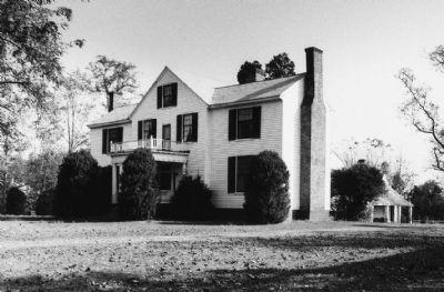 Mulberry Hill, Charlotte County image. Click for full size.
