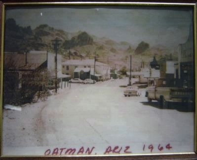 Oatman 1964 image. Click for full size.